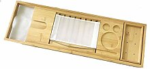 Luxus Bad Brücke, Aus Bambus-Holz Inkl.