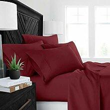 Luxus-Bettwäsche-Set für Matratzen von 38,1 cm