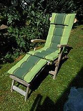 Luxus Deckchairauflage Dubai 304-6 aus 100% Dralon