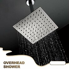 Luxus Dusche Regenkopf, 8-Zoll-Regendusche Leiter