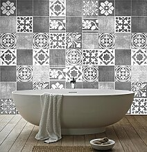Luxus Fliesenaufkleber Küche Wanddeko Ideen