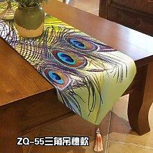 luxus - geschenk verlängert, dekoration, schlafzimmer schrank tischdecken flagge hotel bett, bett.,32 * 200 cm