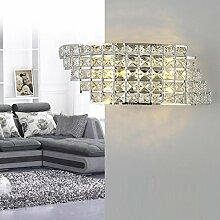 Luxus Kristall-Wandleuchte LED 6W Moderne Leuchte