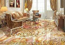 Luxus Marmor 3d Bodenbelag Tapete für Wände 3 d