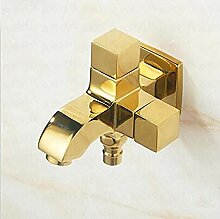 Luxus Massivem Messing Konstruktion Gold Fertig