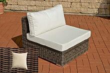 Luxus Mittel-Sofa