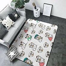 Luxus Moderne super weiche Teppiche Memory Foam