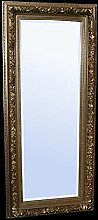 Luxus Pur UG Barock Silber Spiegel antiker look