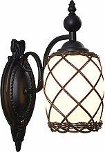 Luxus Retro Wandlampe Moderne Kupfer Kreative