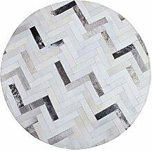 Luxus Runde Teppiche für Wohnzimmer Schlafzimmer