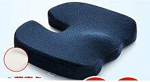 Luxus steißbein orthopädische gel sitzkissen