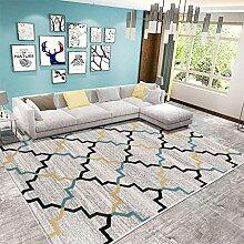Luxus Stripe Dick Teppich für Wohnzimmer,