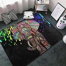 Luxus super weicher Teppich für den Innenbereich,
