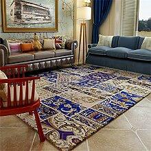 Luxus-Teppich für Wohnzimmer Esszimmer und