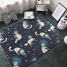 Luxus-Teppich mit großer Fläche Moderner,