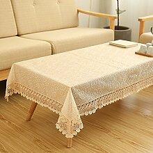Luxus-Tischdecke/Europäischen Stil Spitze