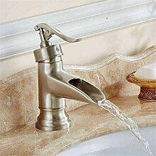 Luxus Überzogene Mischerhahn Waschbecken