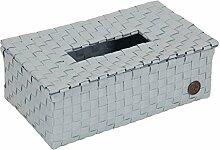 Luzzi Tissue box powder blue