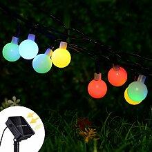 Weihnachtsdeko Lichterketten Außen.Lichterkette Außen Günstig Online Kaufen Lionshome