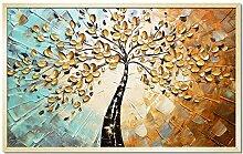 LVZAIXI Wand Warmes Wandbild Elektrische