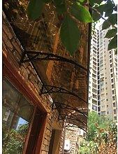 Lw Canopies 300 x 100 cm Türvordach Vordach