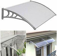 Lw Canopies Multi-Größe Durable Türvordach