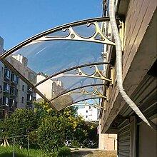 Lw Canopies Transparent Gateway-Markise, Tür