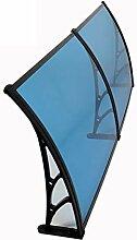 Lw Canopies Türvordach Markise, PC Polycarbonat