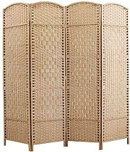 LW Collection | Faltwand Eva naturel Holz 160x170