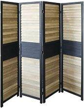 LW Collection | Faltwand Fee naturel Holz 160x170