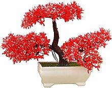 LWBAN -künstliche Bonsai Künstliche Bonsai-Baum