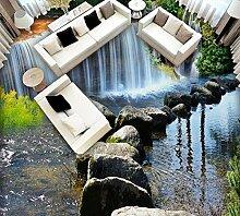 LWCX 3D-Pvc Bodenbeläge Wasserfest Selbstklebend