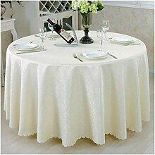 LWF Tischdecke Rund Tischdecke - Esstisch