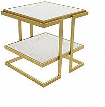 LWW Schreibtische, Beistelltisch, 2-Schicht-Regal,