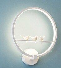 LWYJRBD Wandleuchte Wandlampe/18W LED Wandleuchte