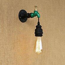 LWYJRBD Wandleuchte Wandlampe/Industrie Wind Wand