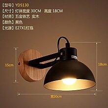 LWYJRBD Wandleuchte Wandlampe/LED-Wandleuchten