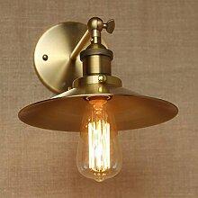 LWYJRBD Wandleuchte Wandlampe/Loft Lampe
