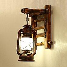 LWYJRBD Wandleuchte Wandlampe/Wand lampen loft