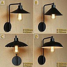 LWYJRBD Wandleuchte Wandlampe/Wandlampen E27