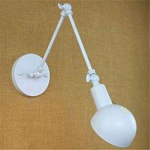 LWYJRBD Wandleuchte Wandlampe/Wandleuchten Weiß