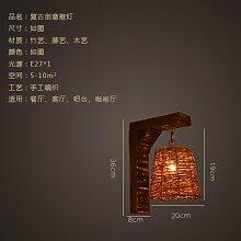 Lx.AZ.Kx E27 Haushaltswandlampe Antik Dachboden