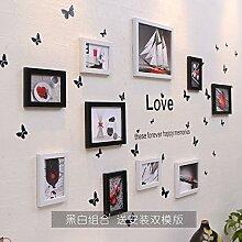 Lx.AZ.Kx Kreative kleine Bilderrahmen Wand
