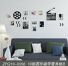 Lx.AZ.Kx Modernes minimalistisches Bilderrahmen