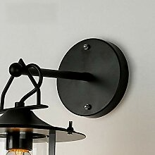 LXD Hause lampe loft wand retro industrielle wand
