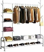 LXD Kleiderbügel, Kleidermaschinen