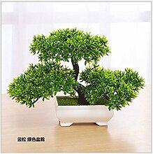 LXFLY Simulation Baum Pflanze kleine Bonsai
