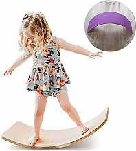 lxfy Einfache Kinder Balance Board Pull Back
