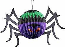 Lxj Halloween-Bar Dekoration Zubehör lustige