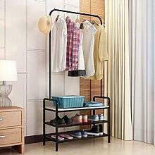 LXLA- Haushalts-Kleiderständer-moderner einfacher